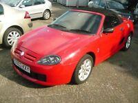 2003 Mg Tf 115 1.6
