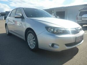 2011 Subaru Impreza G3 MY11 R AWD Special Edition Silver 4 Speed Sports Automatic Hatchback Vincent Townsville City Preview