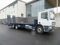 2006 (sept) Daf CF75-310 6x2 double rear lift, full rear air suspension. 12 speed AS-Tronic gearbox