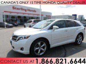 "2014 Toyota Venza LIMITED | AWD | 1 OWNER | 20"" WHEELS"