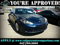 2008 Hyundai Tiburon $99 DOWN EVERYONE APPROVED