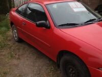 1998 Chevrolet Cavalier Coupe (2 door)