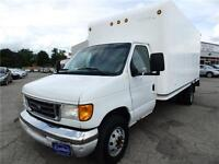 2005 Ford Econoline CUBE VAN CERTIFIED E-TEST WARRANTY AVAILABLE