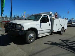2006 FORD F-350 XLT /SERVICE TRUCK WITH V-MAC