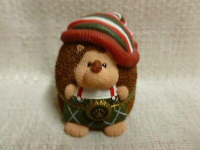 Boyds Bear Ollie Hedge'n Claus Treasure Box 1E 4016659 NIB