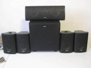 Quest Q-Movies II Home Theatre System with Subwoofer