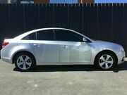 2013 Holden Cruze JH MY13 CD Equipe Silver 6 Speed Automatic Sedan Phillip Woden Valley Preview