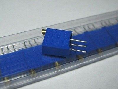13 Value 65pcs 3296 Potentiometer Trimmer Resistors Assorted 100 Ohm 1m Ohm