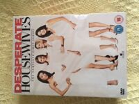 Deperate housewives Series One. Brand New Unopened