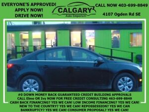 2012 Chevrolet Cruze LS w/1SA *$99 DOWN EVERYONE APPROVED*