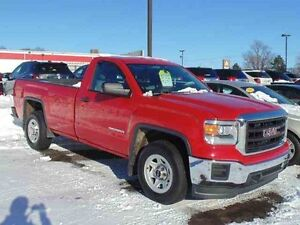 2014 GMC SIERRA 1500 2WD REGULAR CAB Pickup