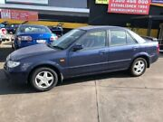 2001 Mazda 323 Protege 5 Speed Manual Sedan Cardiff Lake Macquarie Area Preview