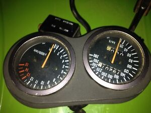 GAUGE CLUSTER FOR 88,89 GSXR750. WILL FIT OTHER YEARS