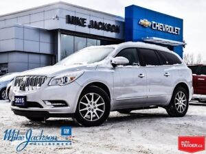 2015 Buick Enclave Leather