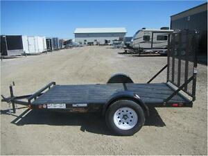 Rainbow Trailers *** 5x8 *** Express Series Utility Trailer !