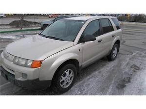 """2002 Saturn VUE 4dr SUV """"NEW SAFETY"""" AWD! AWD!!! Clean"""