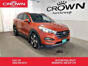 2016 Hyundai Tucson 1.6 T Limited/ one owner/accident-free/ low