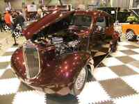 Rare 1938 Plymouth 5 window coupe