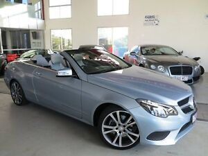 2014 Mercedes-Benz E250 A207 805MY 7G-Tronic + Diamond Silver 7 Speed Sports Automatic Cabriolet Albion Brisbane North East Preview