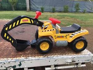 Fisher Price Big Action Dig and Ride $40 ONO very good condition Redbank Plains Ipswich City Preview