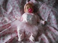 "Reborn doll ""Lilly"""
