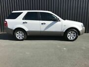 2008 Ford Territory SY MY07 Upgrade TX (RWD) White 4 Speed Auto Seq Sportshift Wagon Phillip Woden Valley Preview