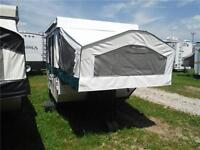 2002 Rockwood Freedom 1640 8' Tent Trailer - Only 1400LBS!
