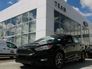 2017 Ford Focus 200A, SE, SYNC, HEATED SEAT/STEERING WHEEL, CRUI