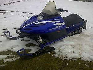 1998 Yamaha SRX Mountain 700