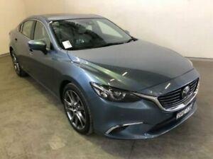 2017 Mazda 6 GL1031 ATENZA SKYACTIV-DRIVE Blue Reflex Sports Automatic Sedan Westdale Tamworth City Preview