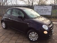 2012 Fiat 500 POP 3dr. MOT JAN 2018, FULL SERVICE HISTORY. Lovely Car Inside And Out