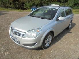 Vauxhall Astra CLUB CDTI 100 (silver) 2010