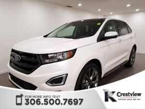 2017 Ford Edge Sport AWD | Leather | Sunroof | Navigation
