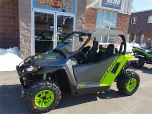 2018 Textron Off Road Wildcat Trail Ltd ONLY $56 per week OAC