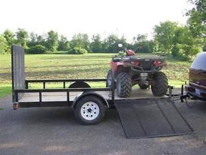 Custom ATV/UTV Trailers