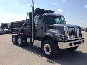 2016 International 7400 6x4, New Gravel Truck Regina Regina Area image 3