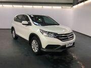 2014 Honda CR-V 30 MY14 VTi (4x2) White 5 Speed Automatic Wagon Albion Brimbank Area Preview