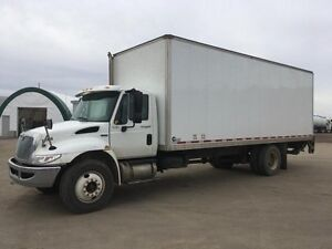 2014 International 4300 4x2, Used Dry Van Regina Regina Area image 6