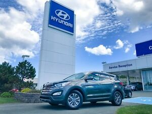 2013 Hyundai Santa Fe Sport 2.4L AWD Luxury