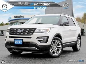2017 Ford Explorer XLT- LOADED - TOUCH SCREEN- LEATHER INTERIOR-
