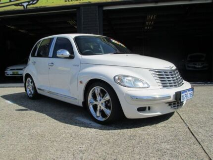 2003 Chrysler PT Cruiser Classic White 5 Speed Manual Wagon O'Connor Fremantle Area Preview