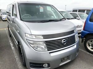 2002 Nissan Elgrand Silver 4 Speed Automatic Campervan Kingston Logan Area Preview