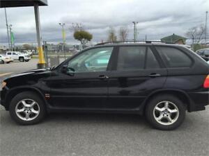 BMW  X5  4x4 2004 $2995 finance maison dispo 514-793-0833