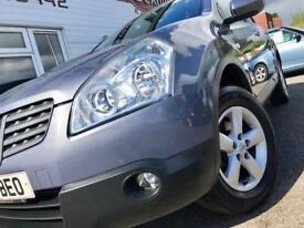 Nissan Qashqai Acenta dCi 5dr DIESEL MANUAL 2008/08
