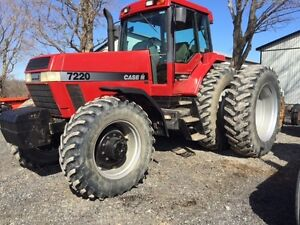 Case 7220 Tractor