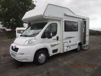 2007 ELDDIS AUTOQUEST 130 5 BERTH MOTORHOME WITH 29K MILES AND FULL YEARS MOT ANDERSON MOTORHOMES