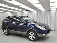 2011 Hyundai VeraCruz GL AWD V6 7PASS SUV w/ LEATHER & REAR HT/A