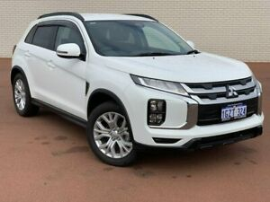 2019 Mitsubishi ASX XD MY20 LS 2WD White 6 Speed Constant Variable Wagon Morley Bayswater Area Preview