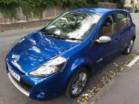 RENAULT CLIO DYNAMIQUE TOM TOM VVT / AUTOMATIC / VERY LOW MILES (18,700)