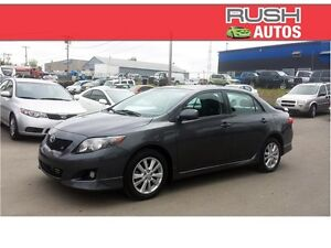 2010 Toyota Corolla S ***JUST ARRIVED***